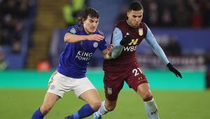 Leicester City 1-1 Aston Villa