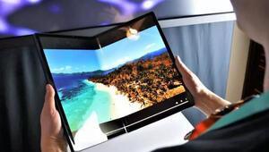 CES 2020: Intelden ekranı katlanabilen tablet