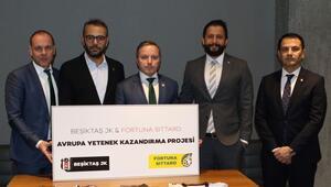 Beşiktaştan Fortuna Sittard Kulübü ile iş birliği