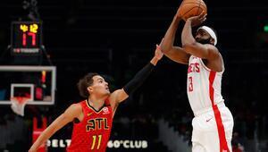 Rekorlu maçta kazanan taraf Houston Rockets oldu | NBAde gecenin sonuçları