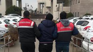 DEAŞın savaşçı kadrosundaki Suriyeli tutuklandı