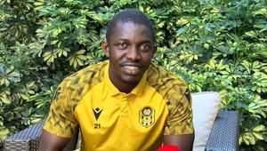 Fofana: Babamı ilk kez 17 yaşımda gördüm