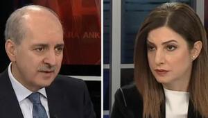 Numan Kurtulmuş'tan ABD- İran gerilimi açıklaması
