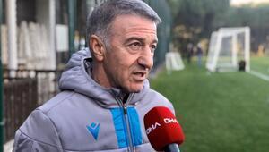 Ahmet Ağaoğlu: Badou Ndiaye transferi gerçekleşti ve bir transfer daha olabilir