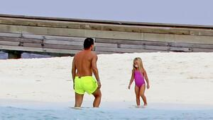 Süper baba Francesco Totti
