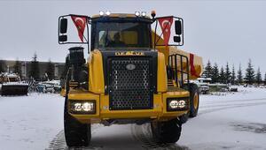 Kaya kamyonu Deve seri üretime hazırlanıyor