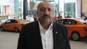 İstanbul Havalimanı taksicileri de Türkiyenin Otomobiline talip