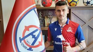 Altınordu transferi açıkladı Metehan Mimaroğlu...