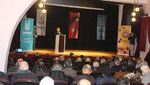 Pınarhisar'da Apiterapi konferansı
