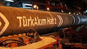 TürkAkım, Ukrayna üzerinden gazı azalttı