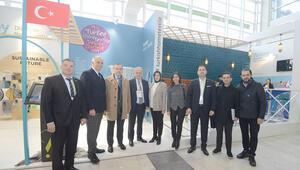 Frankfurt Heimtextil Fuarı'nda Türkiye'nin gururu oldular
