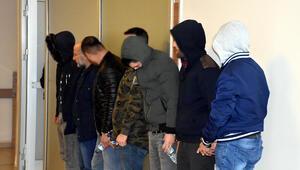 FETÖ şüphelilerini Yunanistana VIP kaçırmaya 7 gözaltı