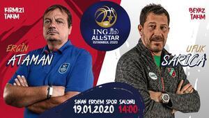 ING All-Star 2020de forma giyecek oyuncular belli oldu