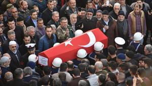 Şehit Astsubay Köse, Tarsusta son yolculuğuna uğurlandı