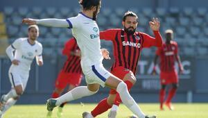 Gaziantep FK hazırlık maçında Menemensporu 3-1 yendi
