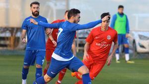 Antalyaspor 4-0 Büyükşehir Belediye Erzurumspor