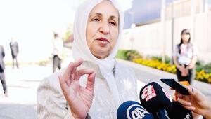 FETÖnün 'Melek annesine 12 yıl hapis