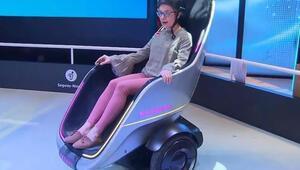Segway, bu kez kendi tekerlekli koltuğunu yaptı