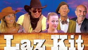 Tuğba Özayın rol aldığı'Laz Kit' filmini 27 kişi izledi