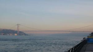 Son dakika... Valilik duyurdu: İstanbul Boğazı çift yönlü deniz trafiğine kapatıldı