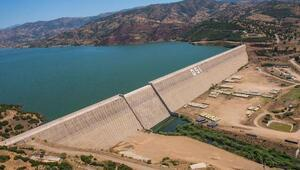 Beydağ Barajında yüzde 80 gerçekleşme oranına ulaşıldı