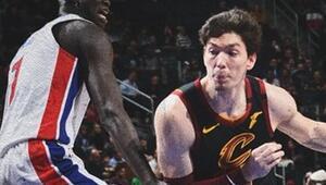 NBAde gecenin sonuçları | Cleveland Cavaliers galip Cediden 11 sayı...