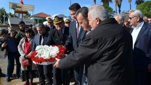 Mustafa Ertuğrul Kaşta anıldı