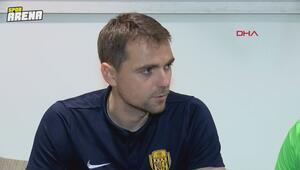 Ante Kulusic: Burak Yılmaz ile sürekli bir savaş içerisindeyiz