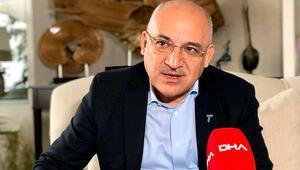 Gaziantep FK Başkanı Mehmet Büyükekşi: Amacımız ligde hatırı sayılır bir kulüp olmak