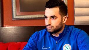 Rizesporun kalecisi Gökhan Akkan: Anadoludan şampiyon çıkmasını isterim