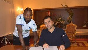 Son dakika transfer haberleri: İbrahim Sissoko resmen Erzurumsporda