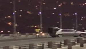 Köprüde intihar girişiminde bulunan kişi hakkında 6 yıl hapis istemi
