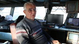 Kilyos açıklarındaki kazayı gören kaptan o anları anlattı