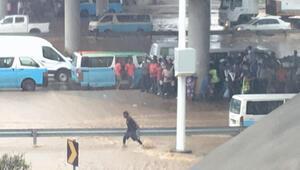 Angolada sel felaketi: 41 ölü