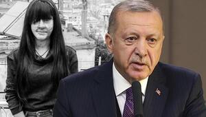 Cumhurbaşkanı Erdoğan da tepki göstermişti Berfinin ailesinden açıklama geldi