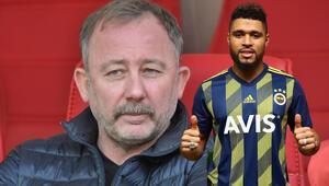 Sergen Yalçın: Fenerbahçenin transferi Falette ile ilgilendik ama...