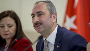 Adalet Bakanı Gülden Berfin Özek açıklaması