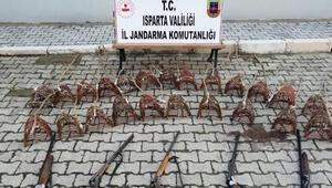 Kaçak avcılara 40 bin TL ceza