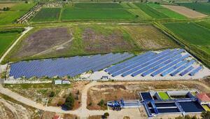 Büyükşehir, 3üncü güneş enerji santrali yapımına başladı