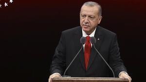 Cumhurbaşkanı Erdoğandan 10 Ocak Çalışan Gazeteciler Günü mesajı