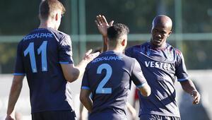 Trabzonspor 1-0 FK Partizani (Maç Özeti)