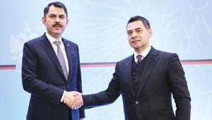 Arnavutluka TOKİ imzalı 500 konut