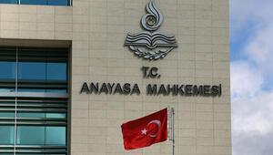 AYM'den Türköne'ye ret