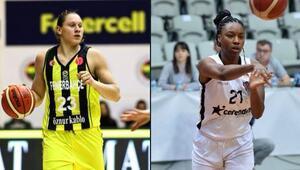 Derbide Beşiktaş, Fenerbahçeyi ağırlayacak Kadınlar Basketbol Ligi...