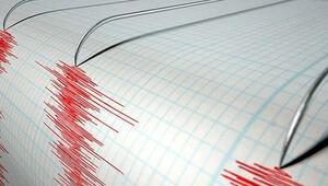 Marmara Denizinde 14 deprem