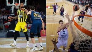 Çift maç haftası öncesi Euroleaguede genel görünüm Anadolu Efes lider...