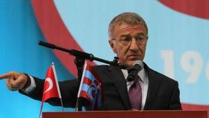 Trabzonspor Başkanı Ahmet Ağaoğlu: 80 milyon liramı geri versinler