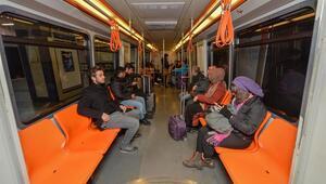 Ankaray'da koltuklar 6 ayda sıralanacak