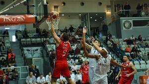 Beşiktaş Sompo Sigorta: 91 - Bahçeşehir Koleji: 92