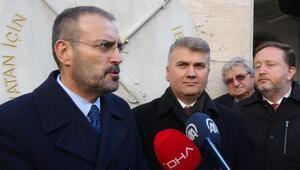 AK Partili Ünal: Tehditleri, kaynağında karşılamak zorundayız